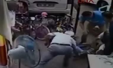 Pitbull Ataca a un Niño