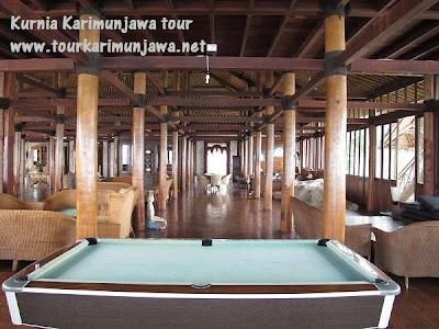 fasilitas beliard di nirwana resort