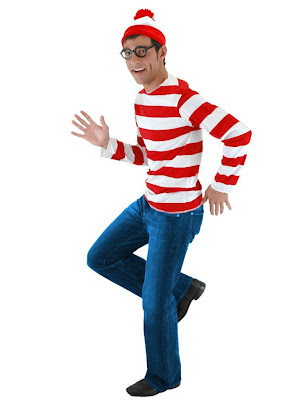 Cheap Mens Waldo Funny and Easy Costumes Halloween Ideas 2011  sc 1 st  Halloween Costumes Ideas 2011 Store & Halloween Costumes Ideas 2011 Store: Cheap Mens Waldo Funny and Easy ...