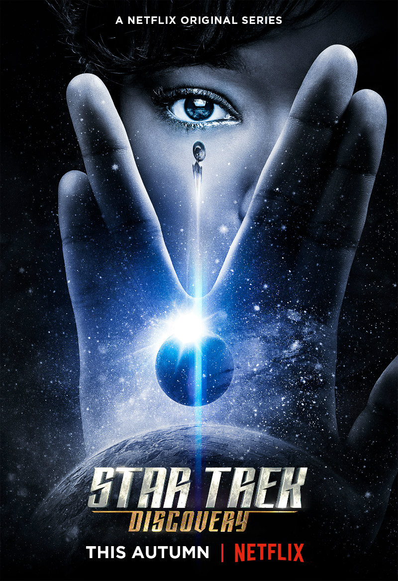 Back In The 90s New Episodes Of Star Trek Its Various Guises Seemed To Drop On A Nightly Basis But Since Enterprise Ended Run 2005