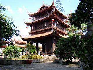 Keo Pagoda Festival 1