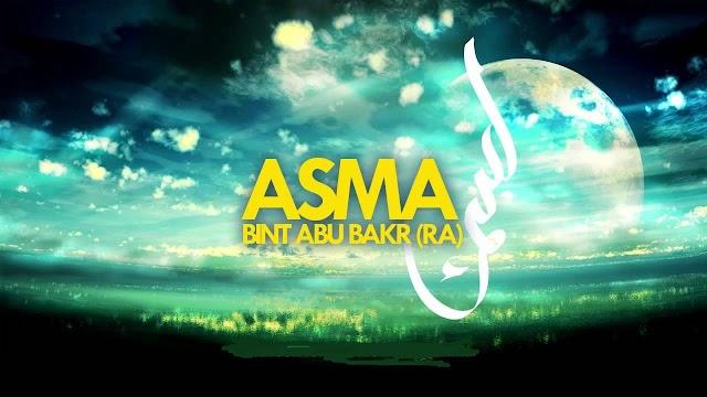 Seuntai Kisah Dari Sosok Asma Binti Abu Bakar