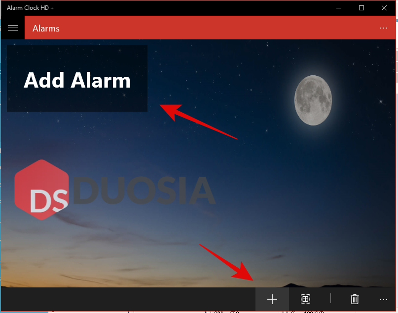 cara memasang alarm di windows 10