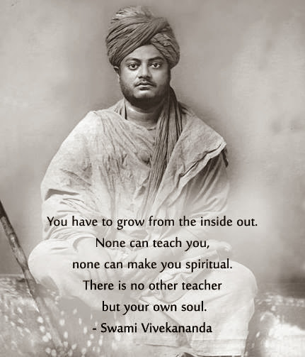 Quotes Vivekananda: TELUGU WEB WORLD: NONE CAN TEACH YOU