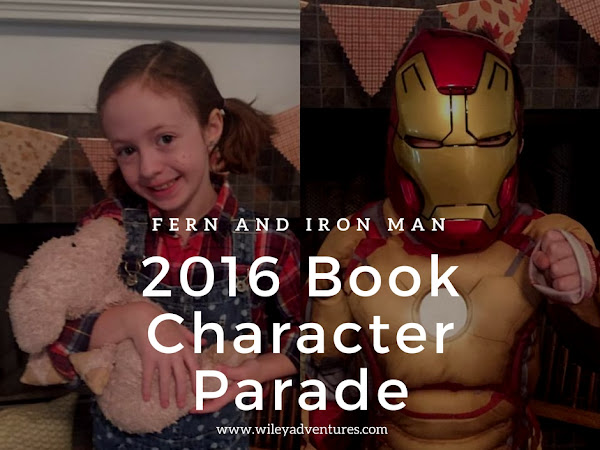 2016 Book Character Parade