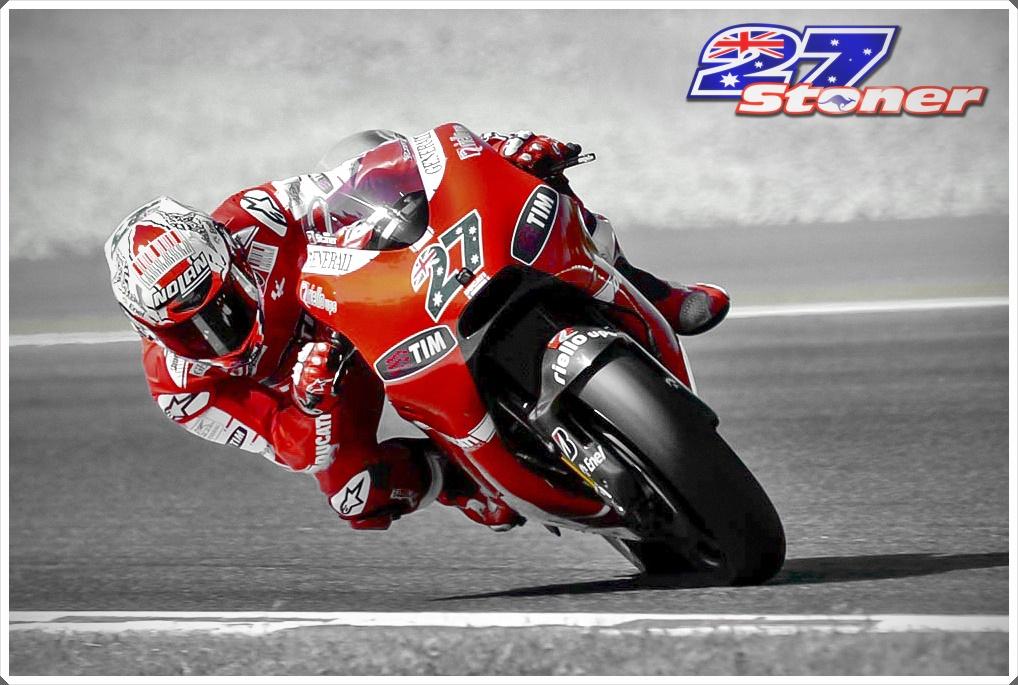 Casey Stoner 2016 WelcomeBackTo Ducati Wallpaper HD