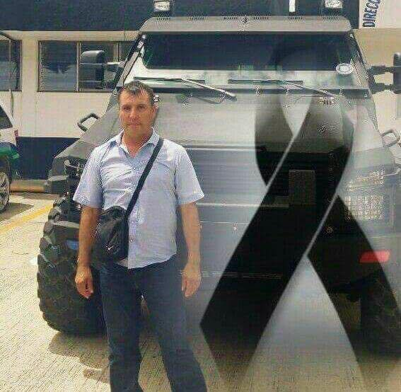 Policía #villaflorense del que poco se comenta uno de los fallecidos en emboscada en SCLC