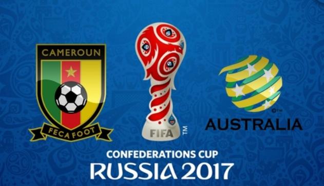 يلا شوت رابط مشاهدة مباراة الكاميرون وأستراليا اليوم الخميس 22-6-2017 بث مباشر