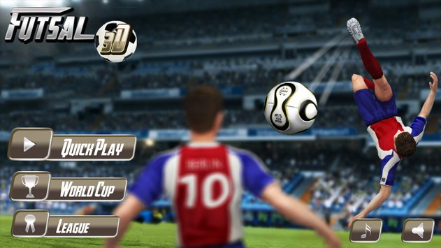Download Game Android Offline Futsal Football 2 Apk V1.3.6 Terbaru  2