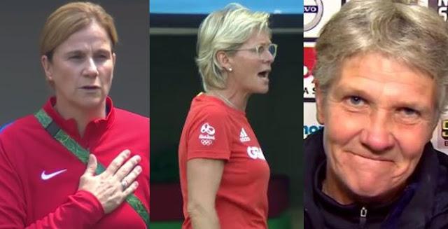 Prêmio de melhor treinadora do mundo 2016: Jill Ellis, Silvia Neid e Pia Sundhage são as finalistas
