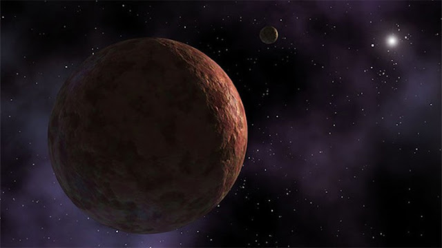 Esto es lo que el Planeta X es capaz de hacer con la Tierra