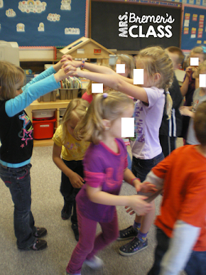 Rhyming Bridge is Falling Down: an active learning activity to practice rhyming skills in Kindergarten