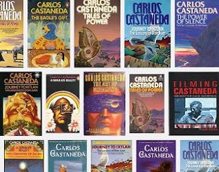 Carlos Castaneda könyvek
