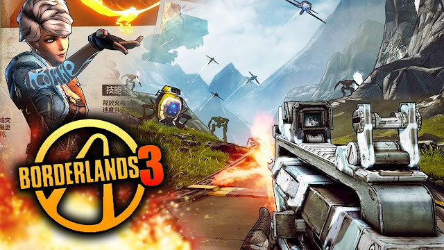 مطور سلسلة Borderlands يلمح لإعلان جديد ، هل هو جزء Borderlands 3 ؟ لنشاهد الصورة …