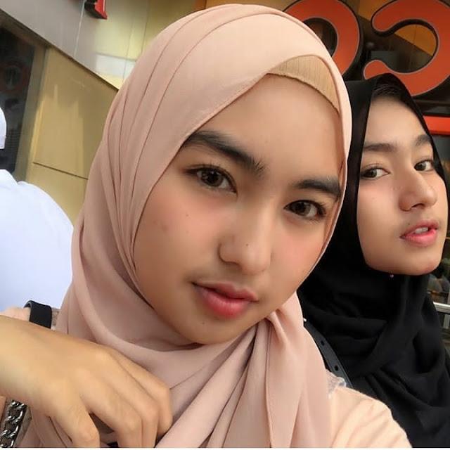 Cute Beautiful Hijaber Selebgram