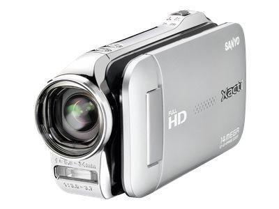 Sanyo Xacti GH1 camcorder review