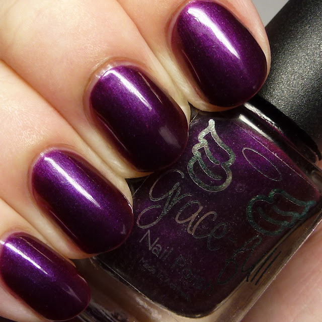 Grace-full Nail Polish Where You Lead