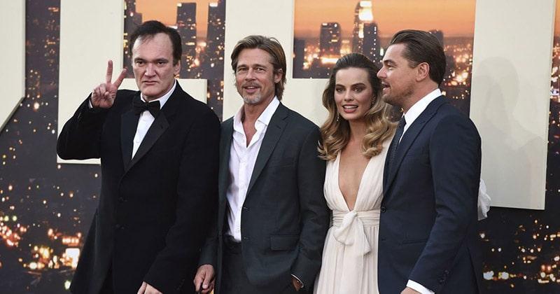 Однажды в Голливуде кассовые сборы