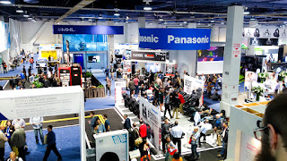 CES Exhibition Floor