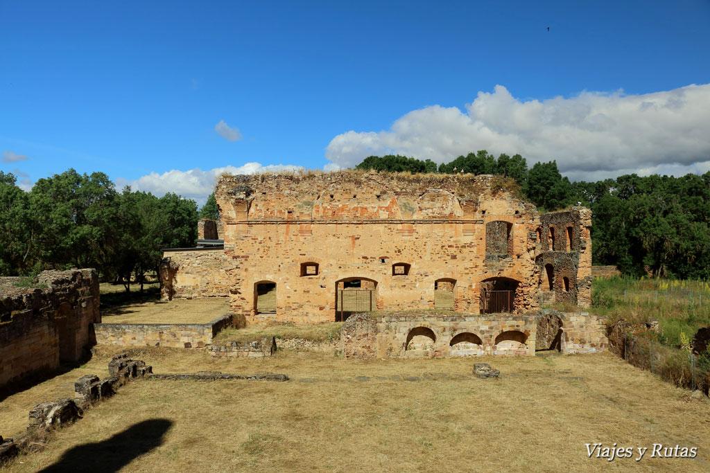 Claustro, Monasterio de Moreruela