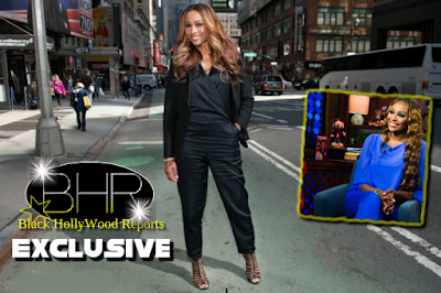 Speculations Has Been Spreading That RHOA Cynthia Bailey May Be Leaving The Show