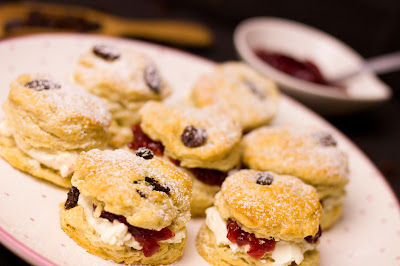 Scones - very british!