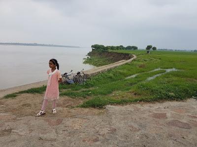 Kunda kala village Mughal sarai