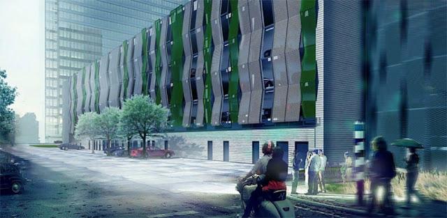 дизайнерские гаражи-парковки в Москве