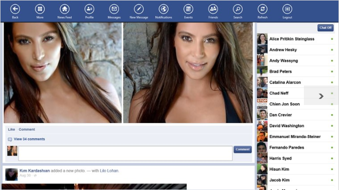 Top 5 Free Facebook Apps For Windows 8 PC & Tablet