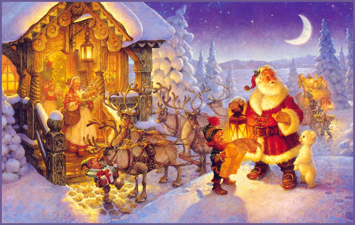 Grandma-welcomes-santa-claus-and-elves-with-food-image-story-picutre-for-kids-1146x727.jpg