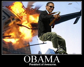 Obama Is Awesome 2