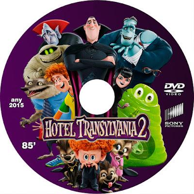 Hotel Transsilvània 2 - [2015]