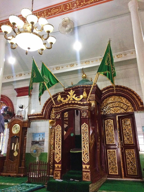 masjid al-mahmudiyah palembang