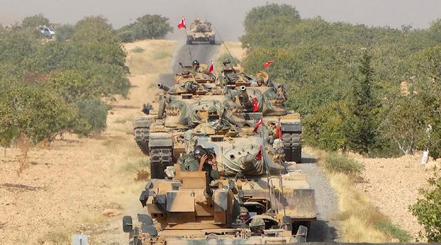 Άρχισαν μάχες μεταξύ Τούρκων και Κούρδων στη Συρία