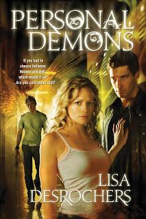 Resultado de imagen para Trilogía Personal Demons - Lisa Desrochers