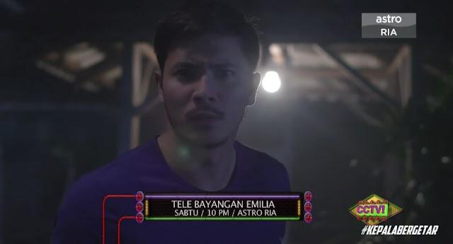 Telemovie Bayangan Emilia lakonan Fattah Amin dan Azar Azmi
