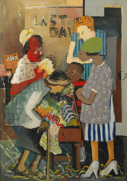 African American Artist Norman Lewis
