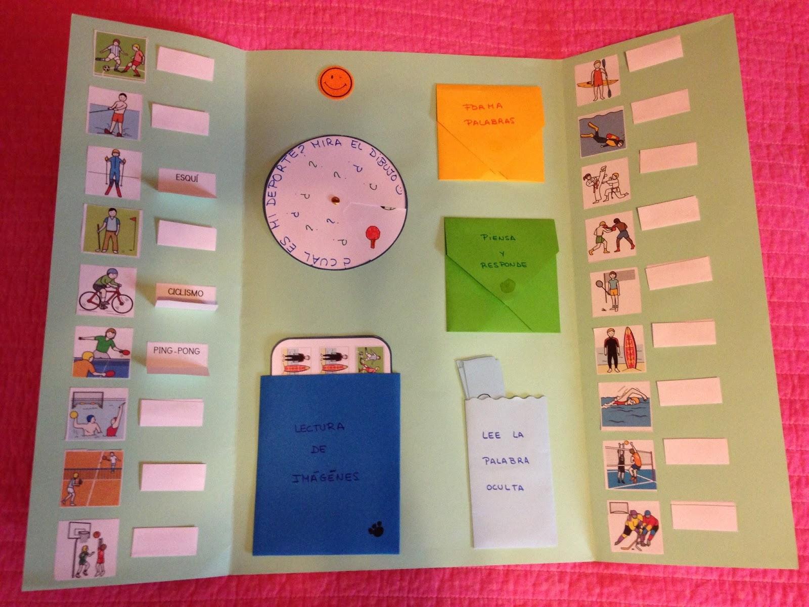 Blog de la Teacher Merche: CREANDO LAPBOOKS
