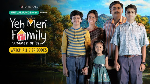 Ye Meri Family Indian Web Series