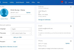 Free Leaked Paypal Accounts With Money Hacked On Them 2019