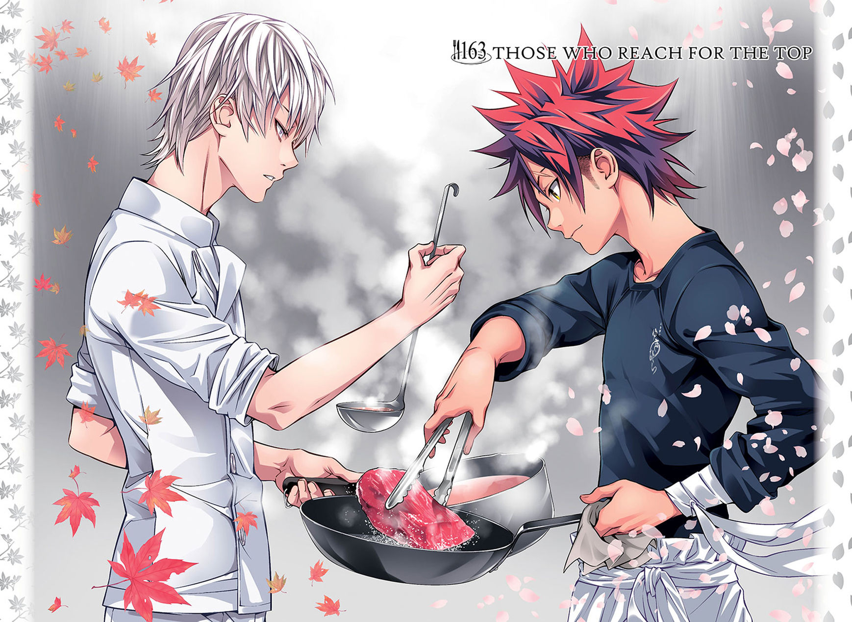 Shokugeki no Soma - Chapter 209