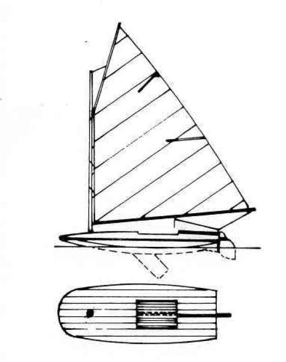 Earwigoagin: The Larken Klasse: Another Modified Lark Scow