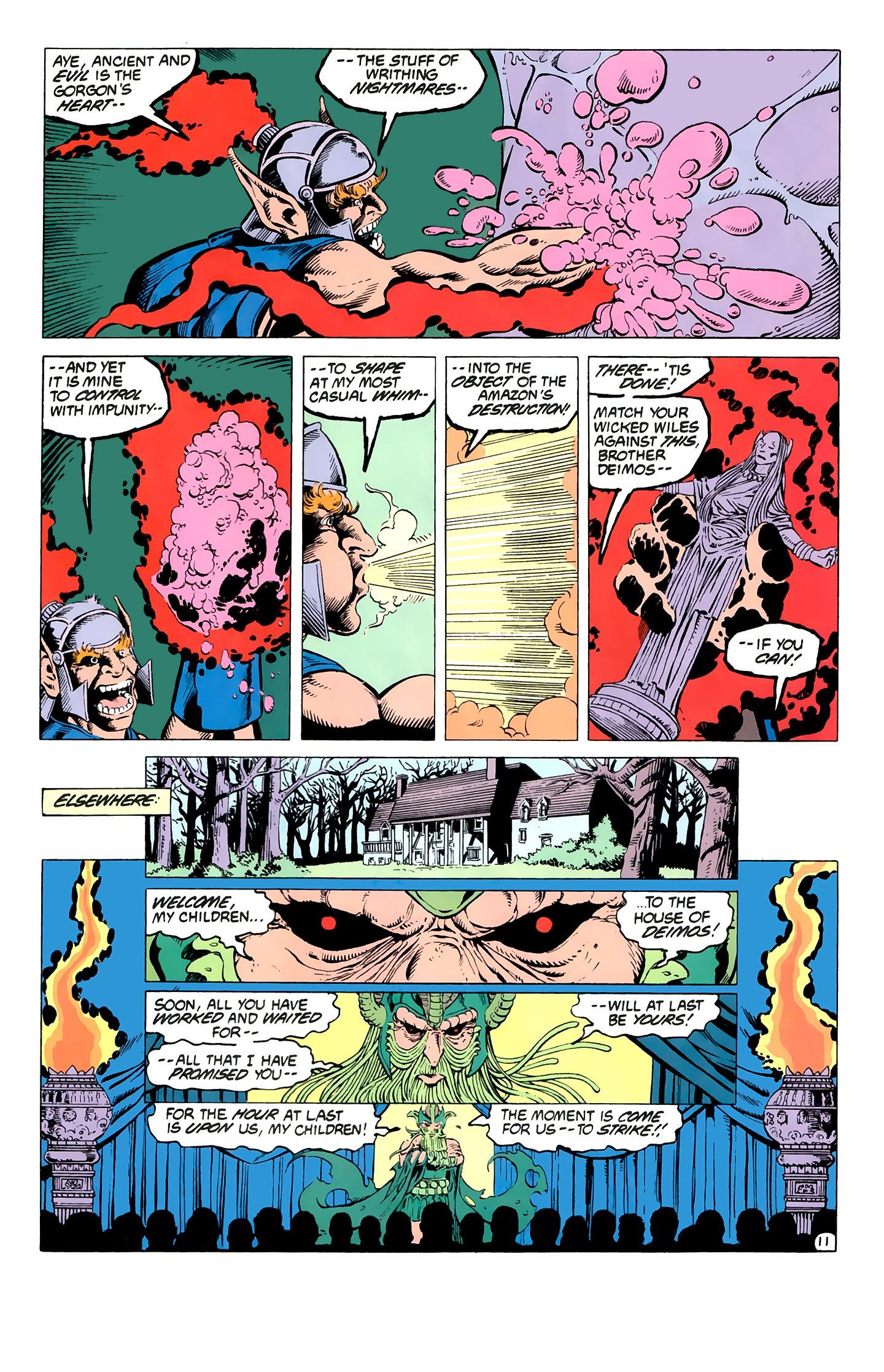Read online Wonder Woman (1987) comic -  Issue #3 - 12
