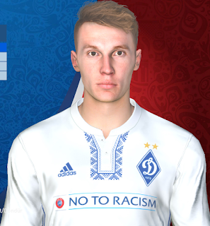 PES 2017 Faces Serhiy Sydorchuk by Facemaker Huseyn