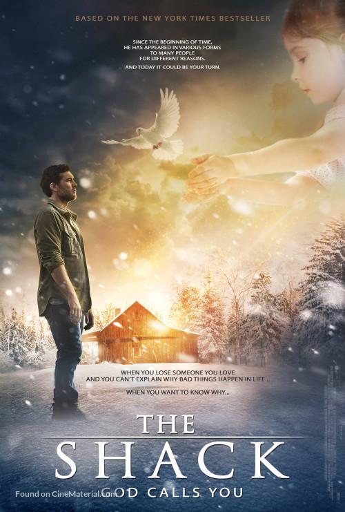 The Shack (2017) กระท่อมเหนือปาฏิหาริย์