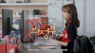 Between Friendship and Love Episode 2