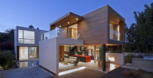 Icono interiorismo casas construidas con contenedores for Casas de container modernas