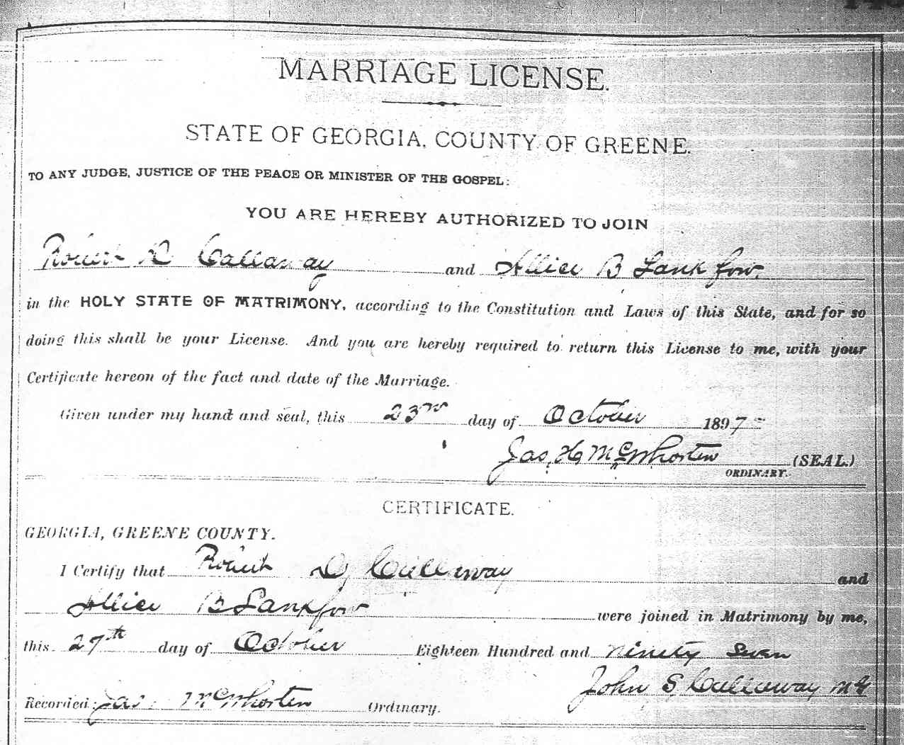 Living in the past may 2017 on june 9 1900 bob alice and their one year old son homer lived in woodville greene county georgia bob who was unable to read or write 1betcityfo Choice Image