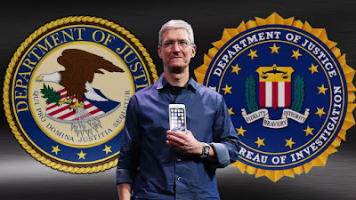 Apple y sus problemas con el FBI