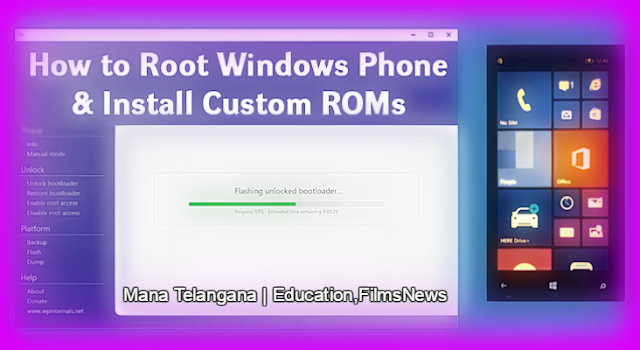 How to Root Windows Phone and Install Custom ROMs